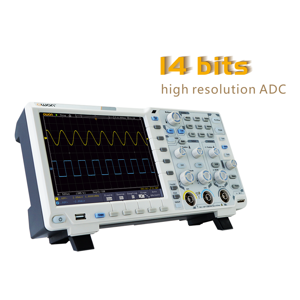 OWON XDS Series n-in-1 Digital Oscilloscope